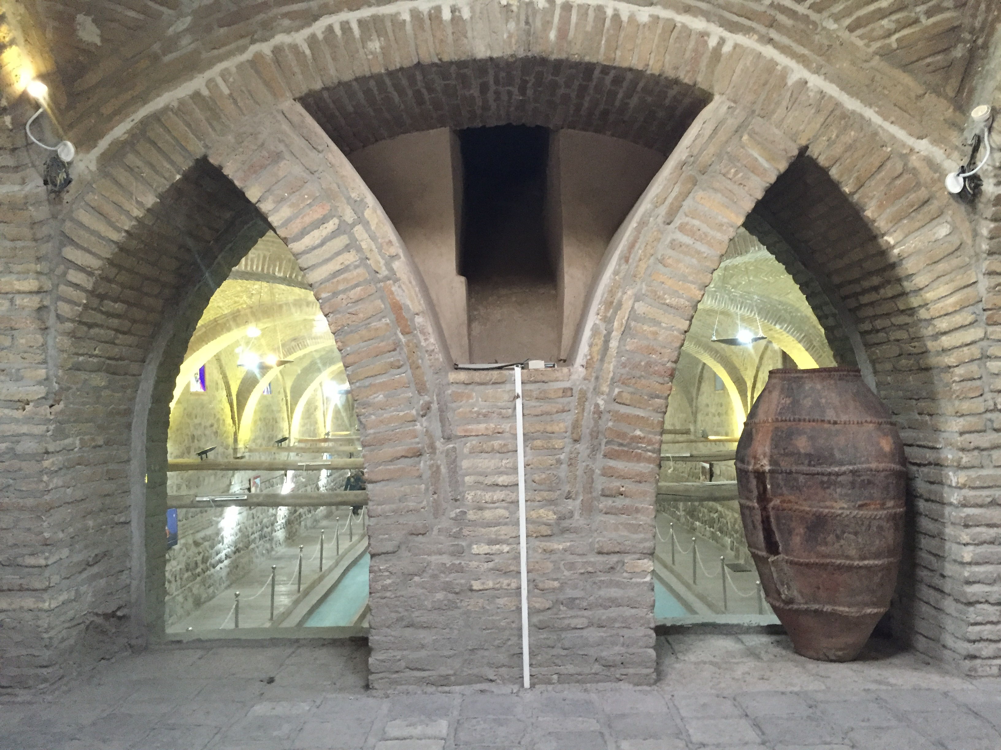Inside Rakhatshor-Khaneh