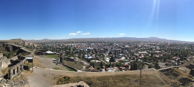 A day to myself in Kars (rest day)