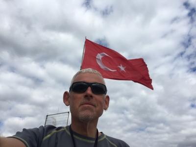 Big flag!