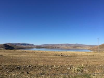 Irrigation reservoir
