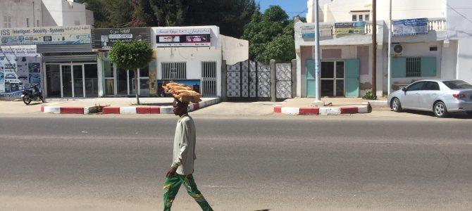 Nouakchott rest day
